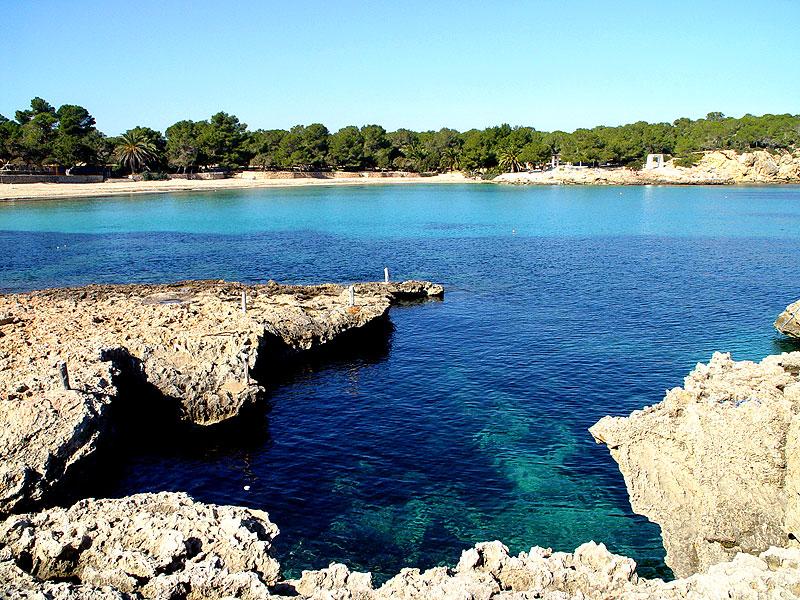 Cala Bassa - Ibiza 5 Sentidos