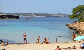 playa cala gracio gracioneta sant antoni san antonio ibiza eivissa