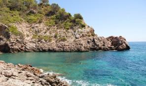 cala olivera roca llisa santa eularia eulalia ibiza eivissa