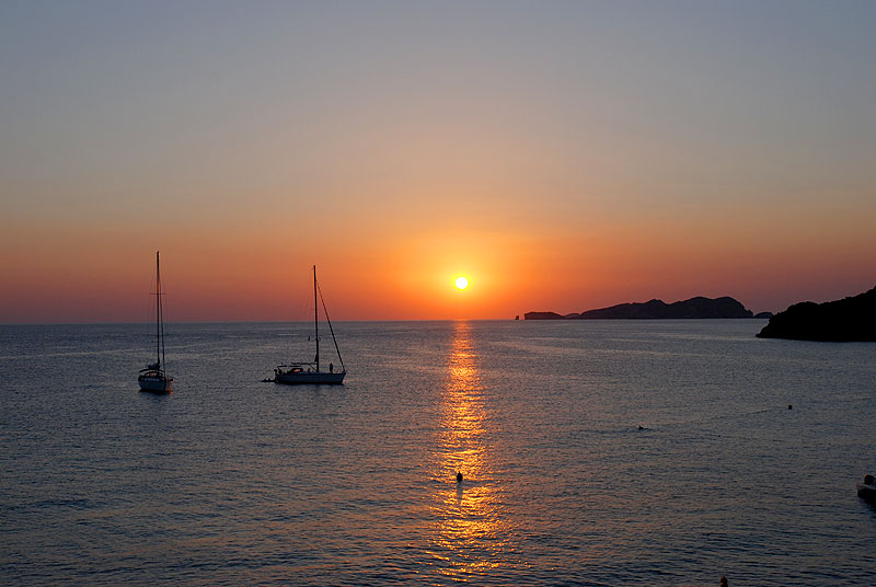 Cala Tarida - Ibiza 5 Sentidos