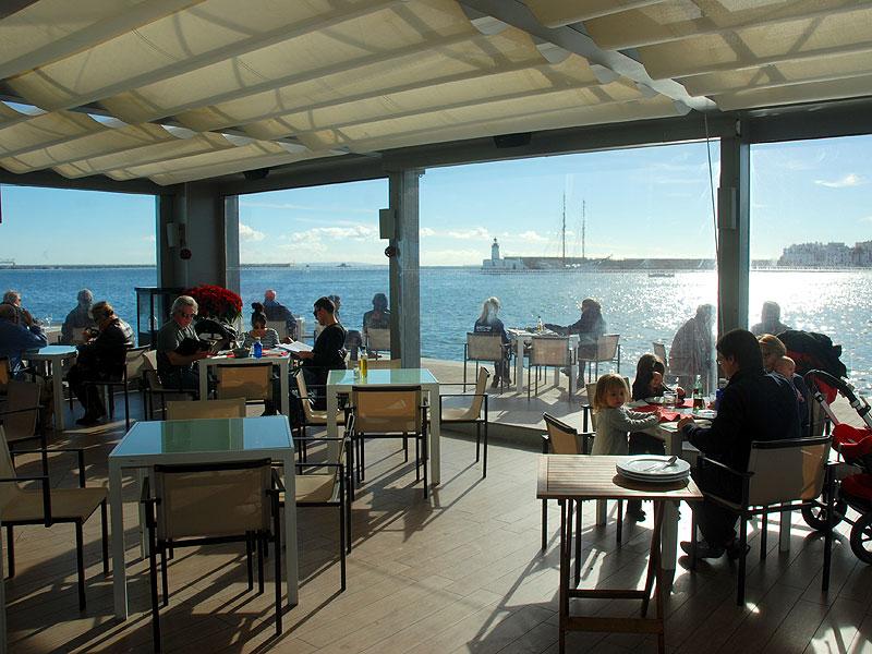 Calma ibiza 5 sentidos - Restaurantes en el puerto de ibiza ...