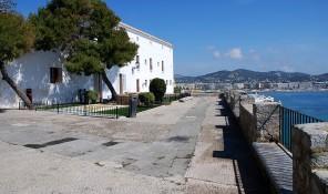 convento de los dominicos santo domingo dalt vila ibiza eivissa patrimonio de la humanidad