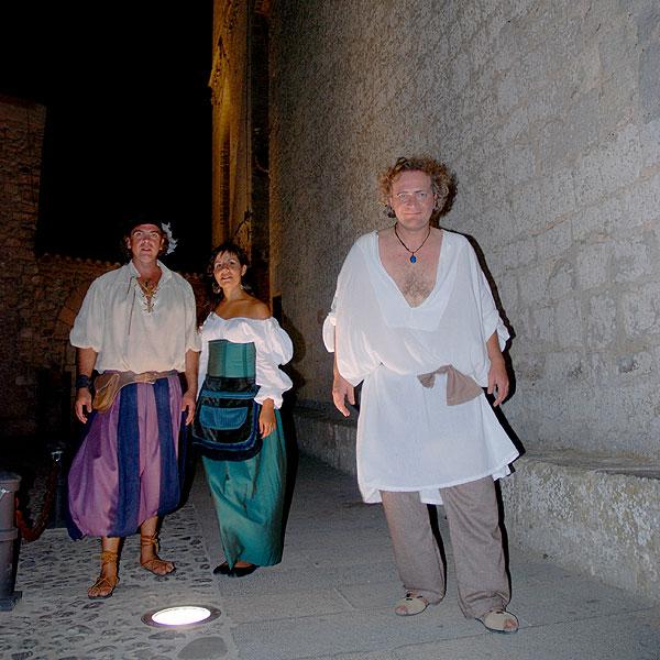 dalt vila murallas fortaleza ibiza eivissa patrimonio de la humanidad