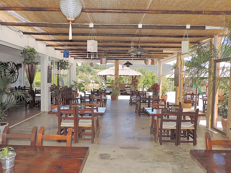 Es Café Casa Pepe Ibiza 5 Sentidos