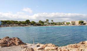 playa de es canar santa eularia eulalia ibiza eivissa