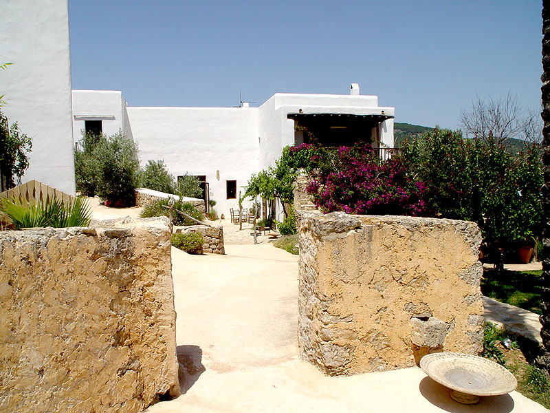 Es cucons ibiza 5 sentidos - Ibiza casas rurales ...