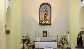 iglesia es cubells sant josep san jose ibiza eivissa