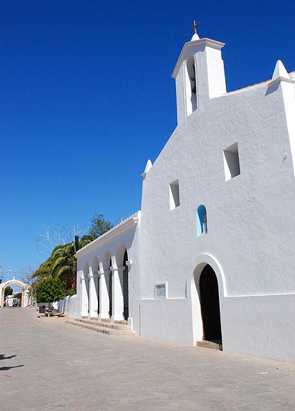 iglesia de jesus santa eularia eulalia ibiza eivissa