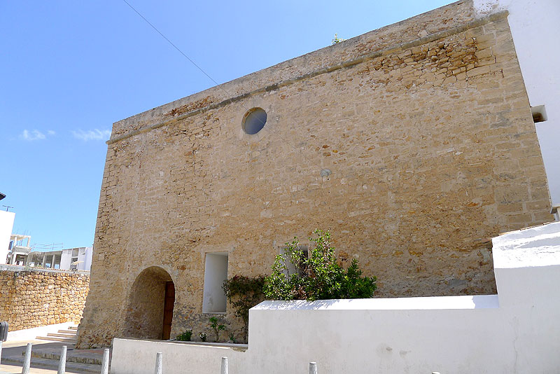 iglesia sant antoni san antonio ibiza eivissa