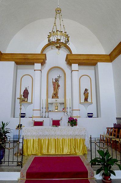 iglesia de sant joan de labritja san juan ibiza eivissa
