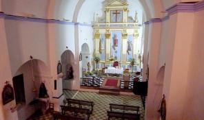iglesia de sant mateu dalbarca san mateo ibiza eivissa