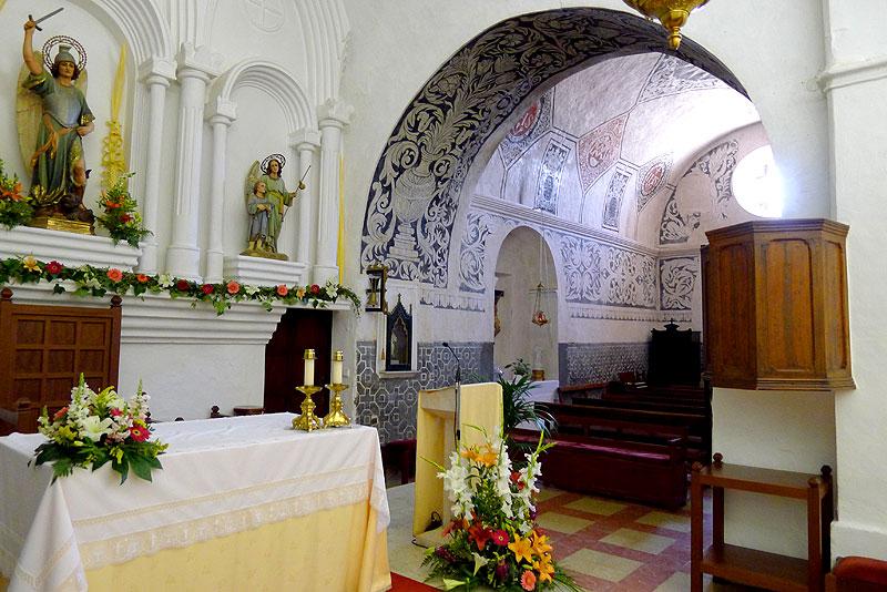 iglesia de sant miquel san miguel ibiza eivissa