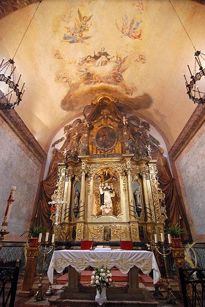 iglesia santo domingo convento dominicos dalt vila ibiza eivissa patrimonio de la humanidad