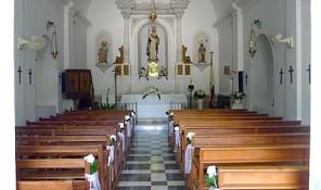 iglesia sant vicent de sa cala san vicente ibiza eivissa