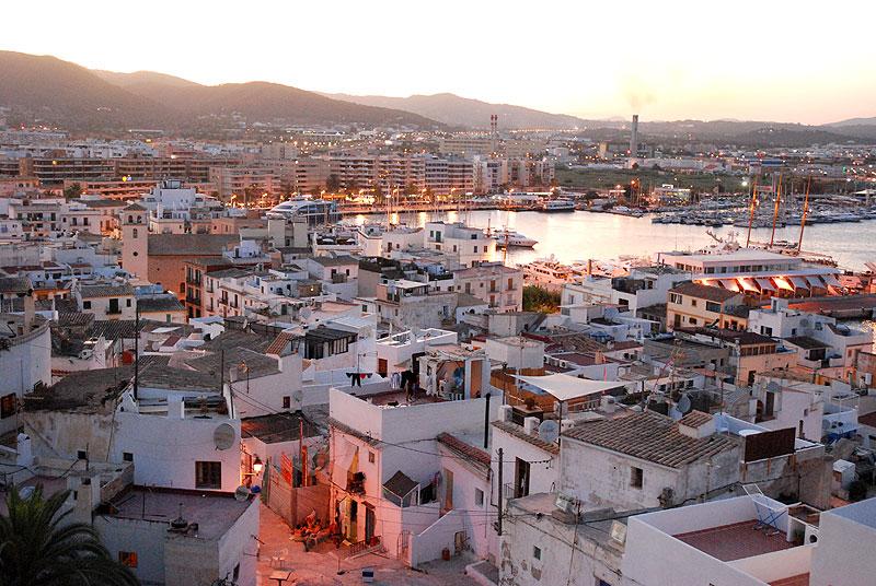 barrios la marina y sa penya ibiza eivissa patrimonio de la humanidad