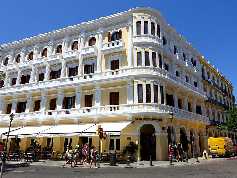 Hoteles cinco estrellas ibiza spa at the gran hotel ibiza - Hoteles en ibiza 5 estrellas ...