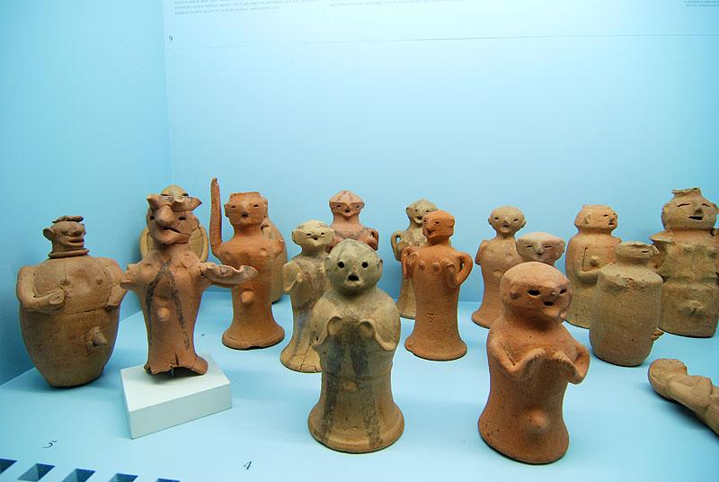 museo arqueologico ibiza eivissa dalt vila patrimonio de la humanidad