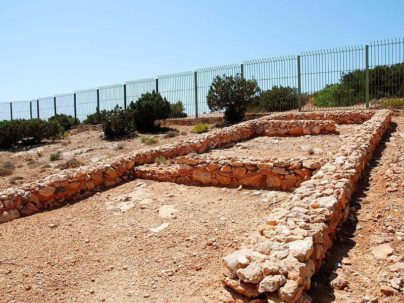 poblado fenicio sa caleta sant josep san jose ibiza eivissa patrimonio de la humanidad