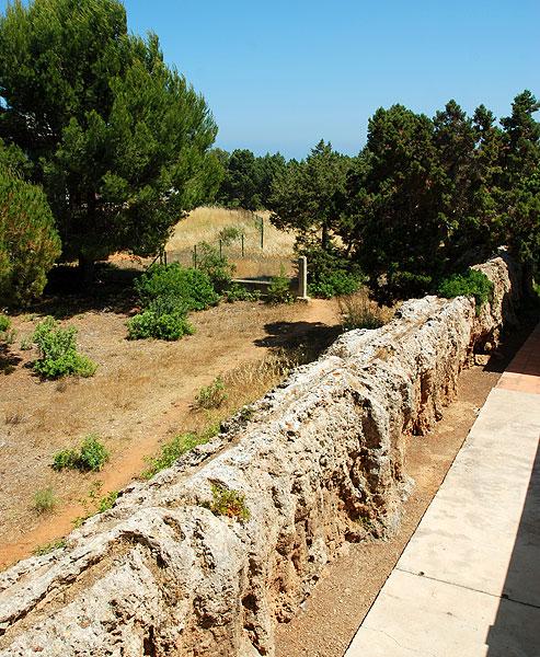 acueducto romano sargamassa santa eularia eulalia