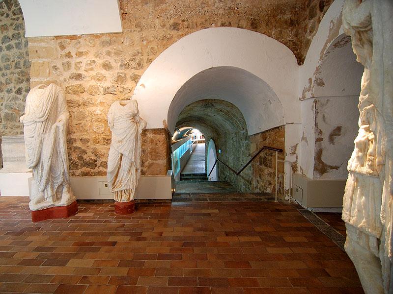 museo arqueologico ibiza eivissa patrimonio de la humanidad