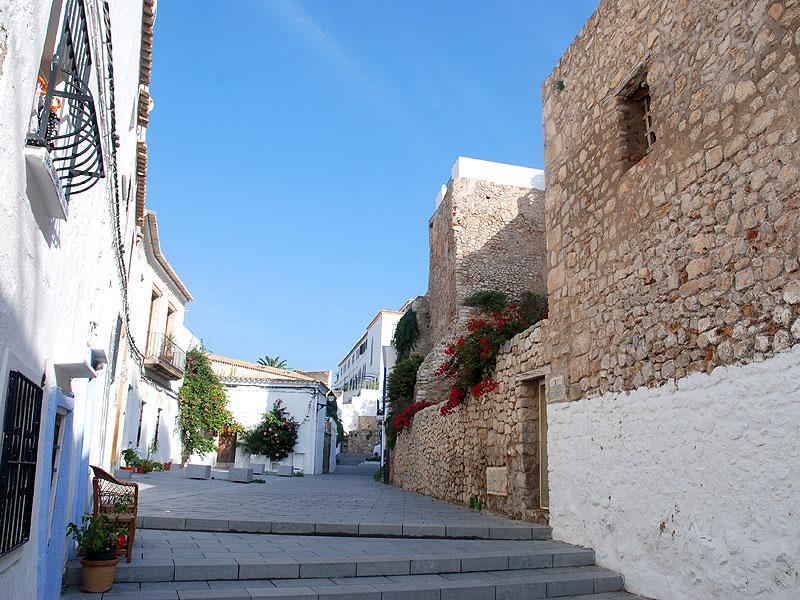 murallas medievales musulmanas ibiza eivissa patrimonio de la humanidad