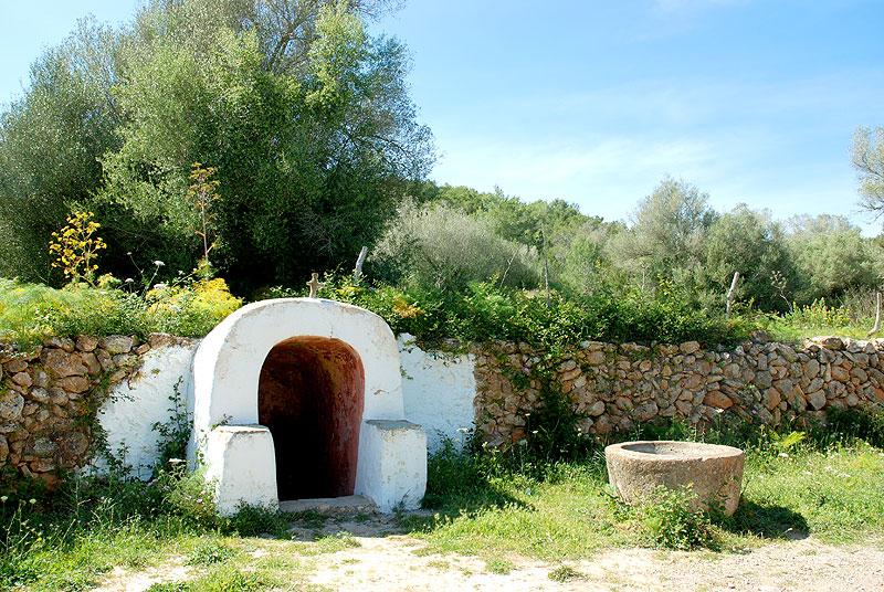 poblado de balafia sant llorenç san lorenzo ibiza eivissa