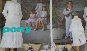 tienda pony ropa niños adlib ibiza eivissa la marina