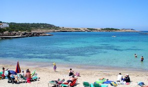 playa cala port des torrent sant josep san jose ibiza eivissa