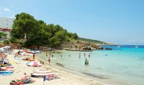 playa portinatx arenal petit sant joan san juan ibiza eivissa