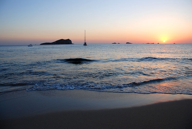 reserva natural cala dhort platges de comte cala conta sant josep san jose ibiza eivissa