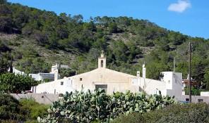 capilla capella sa revista parque natural de ses salines es cavallet sant josep san jose ibiza eivissa