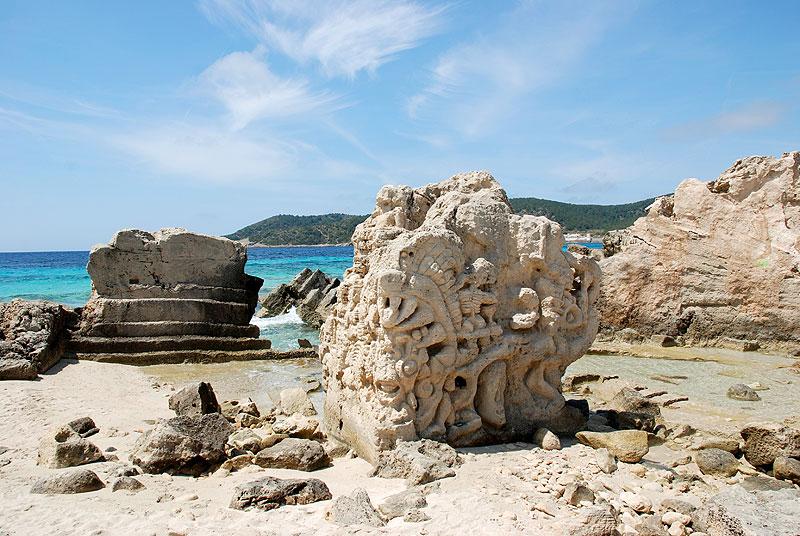 torre de ses portes ses salines parque natural ibiza eivissa