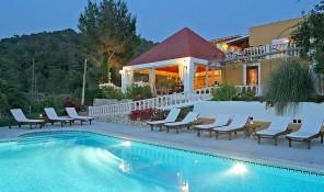 hotel villa can maries port sant miquel san miguel ibiza eivissa